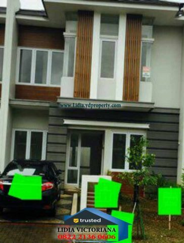Dijual-Rumah-Terawat-2-Lantai-Rumah-Kota-Wisata-Cibubur-1
