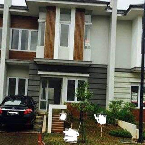 rumah 2 lantai dalam cluster di kota wisata cibubur (2)