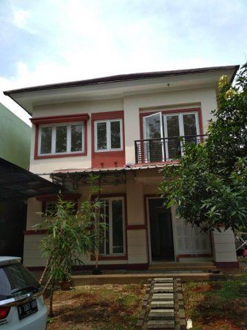 rumah baru renovasi siap pakai di perumahan kota wisata cibubur (4)