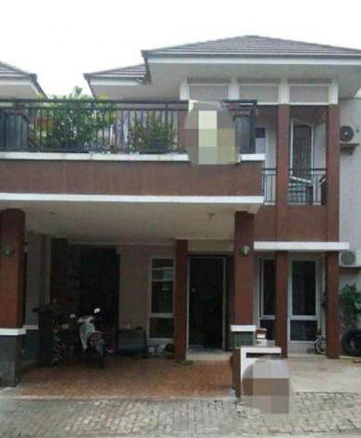 rumah dalam cluster 2 lantai mewah siap huni di kota wisata cibubur (1)