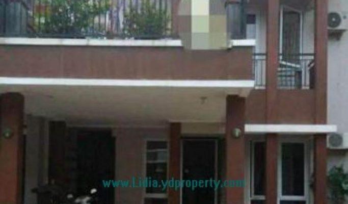 rumah dalam cluster 2 lantai mewah siap huni di kota wisata cibubur | Hub Lidia : 0822 2136 0606