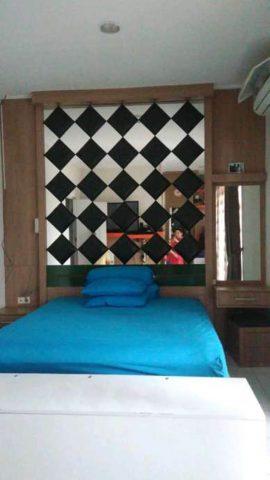 rumah dalam cluster 2 lantai mewah siap huni di kota wisata cibubur (3)