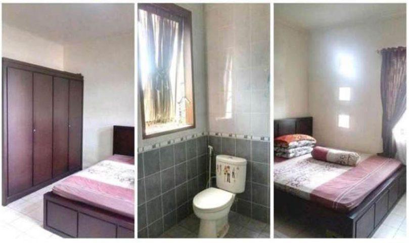 rumah dijual cepat 2 lantai terawat siap huni di kota wisata cibubur (7)