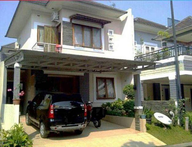 rumah dijual cepat 2 lantai terawat siap huni di kota wisata cibubur (8)