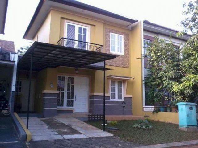 rumah dijual cepat siap huni di dalam cluster perumahan kota wisata cibubur (1)