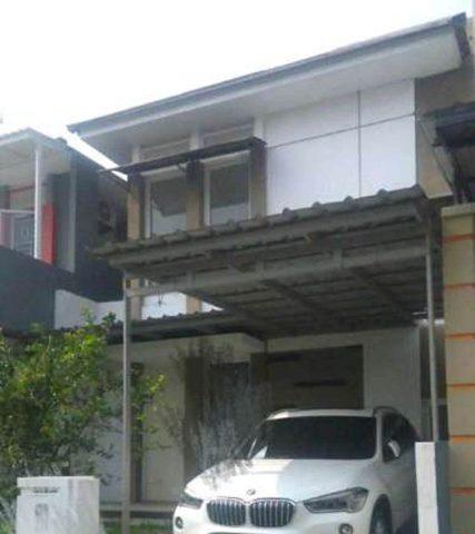 rumah dijual di dalam cluster perumahan kota wisata cibubur 1