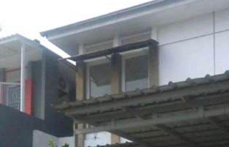 rumah dijual di dalam cluster perumahan kota wisata cibubur 3
