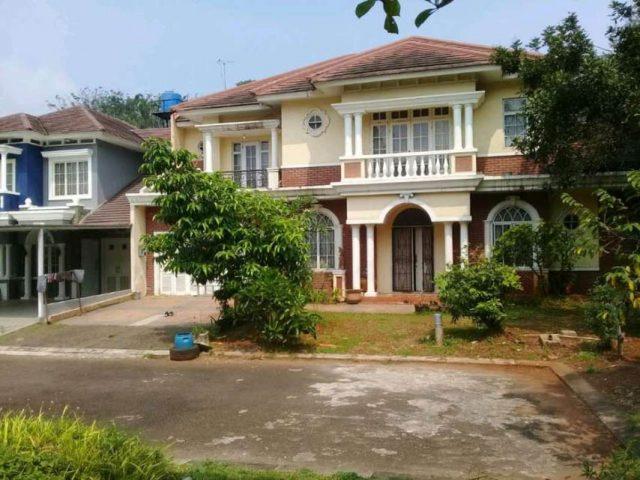 rumah mewah dalam cluster di kota wisata cibubur (2)
