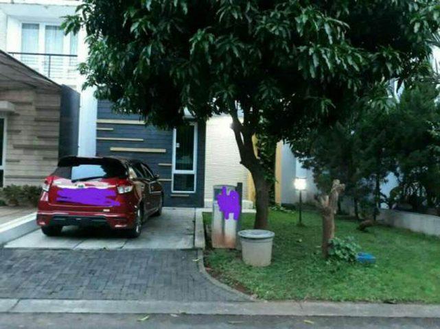rumah minimalis lingkungan nyaman di kota wisata cibubur (2)