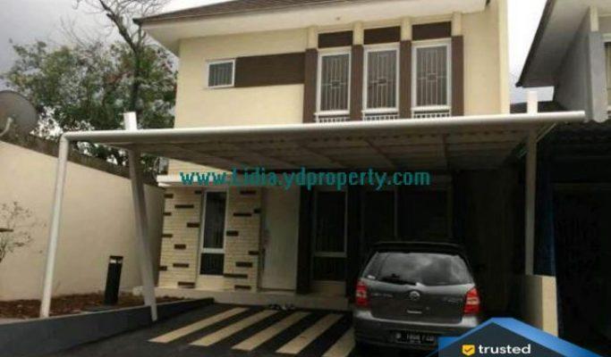rumah minimalis posisi kuldesak di cluster kota wisata cibubur | Hub Lidia : 0822 2136 0606