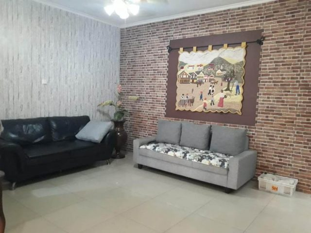 rumah minimalis siap huni lingkungan asri di perumahan kota wisata cibubur (14)