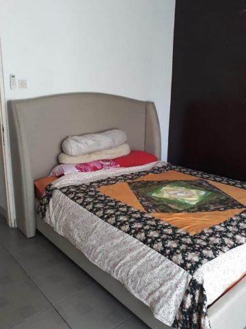 rumah minimalis siap huni lingkungan asri di perumahan kota wisata cibubur (4)