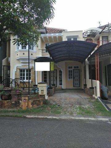 rumah siap huni plus canopi carport di kota wisata cibubur 1