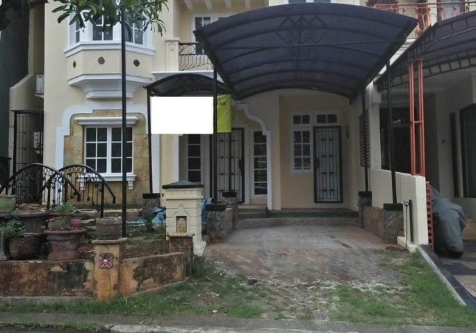 rumah siap huni plus canopi carport di kota wisata cibubur 2