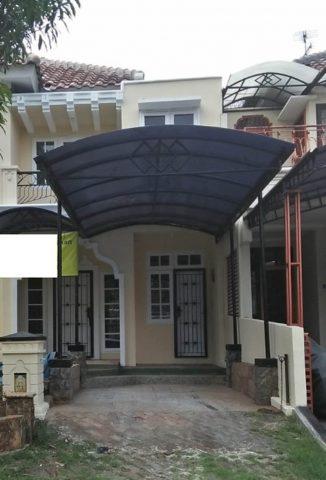rumah siap huni plus canopi carport di kota wisata cibubur 4